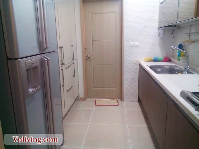 Big Kitchen Room At Imperia An Phu Apartment Dist 2