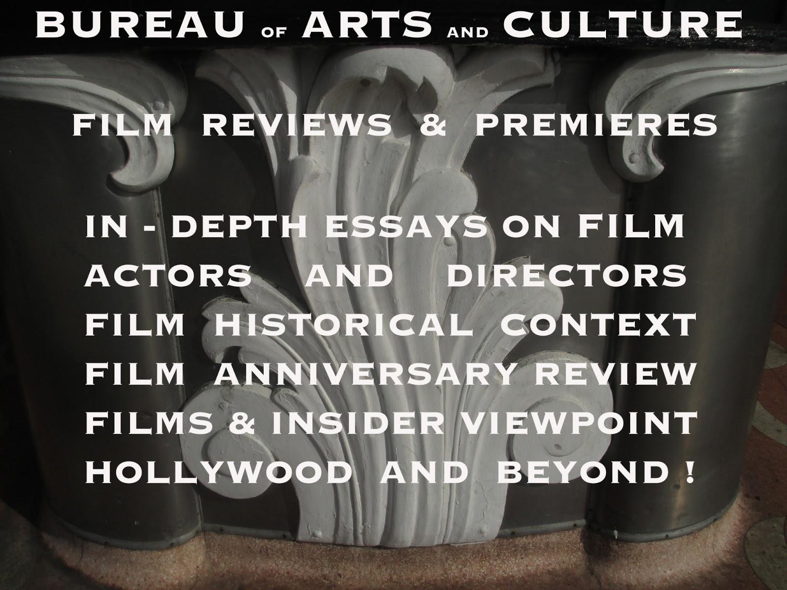 Essays On Films