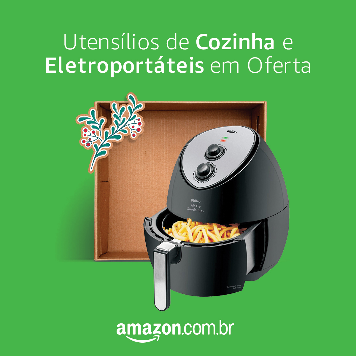 Casa & Cozinha na Amazon