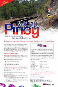 Call for Entries! Vision Petron National Student Art Competition