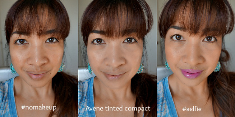 avene haute protection tinted compact spf 50, review, mineral sunscreen