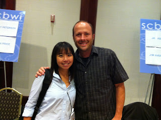 Jay Asher at SCBWI LA