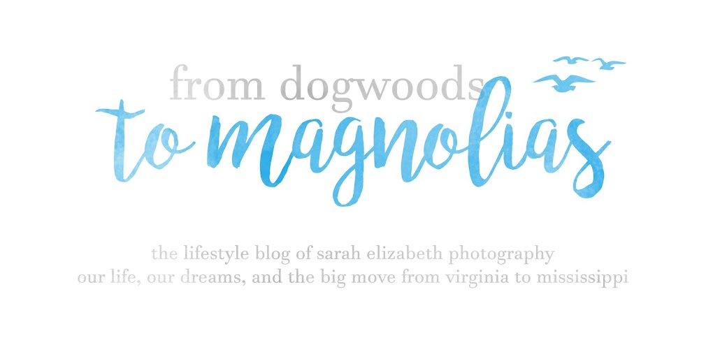 From Dogwoods to Magnolias
