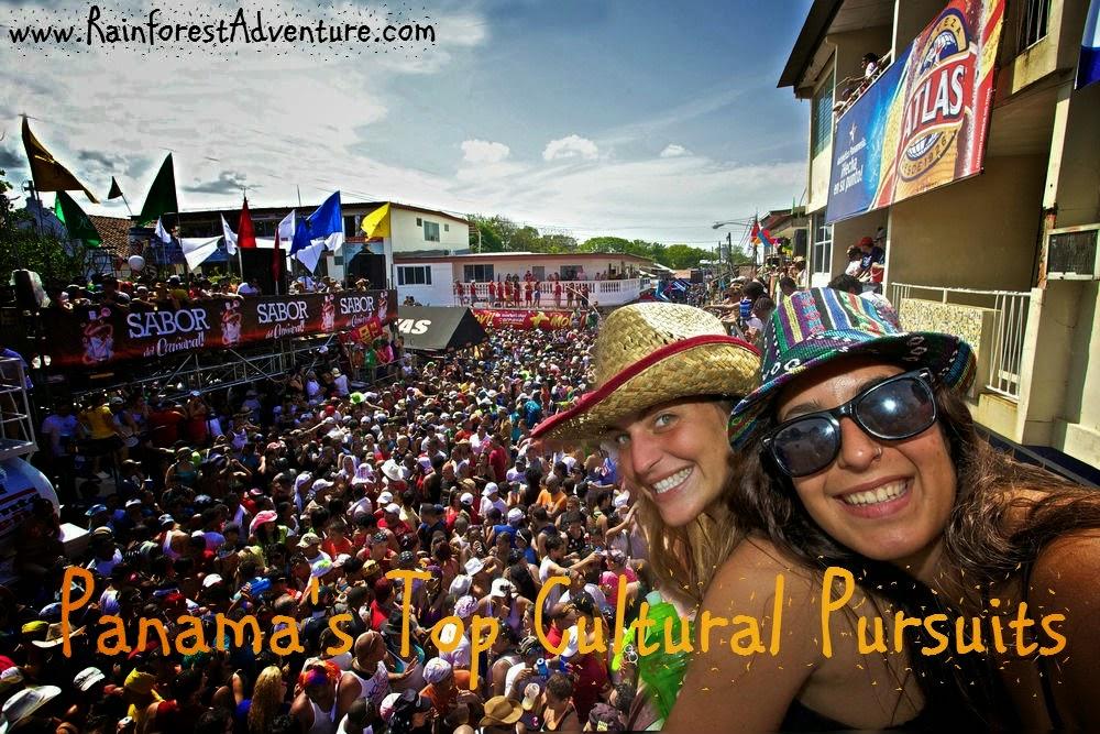 Panama's Top Cultural Pursuits