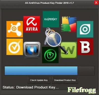 All AntiVirus Product Key Finder 2016 v1.7 Final