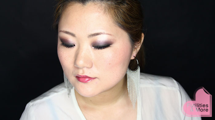 Sephora pro lesson palette, green eyes, burgundy, Dramatic Purple Night Look - Makeup Tutorial, asian eyes, asian monolid, makeup tutorial, blog, makeup reviews, product reviews, cosmetics, make up, makeup, maquillage, tuto, yeux, asiatique, futilitiesandmore.blogspot.com, futilities and more, futilitiesandmore, futilitiesmore