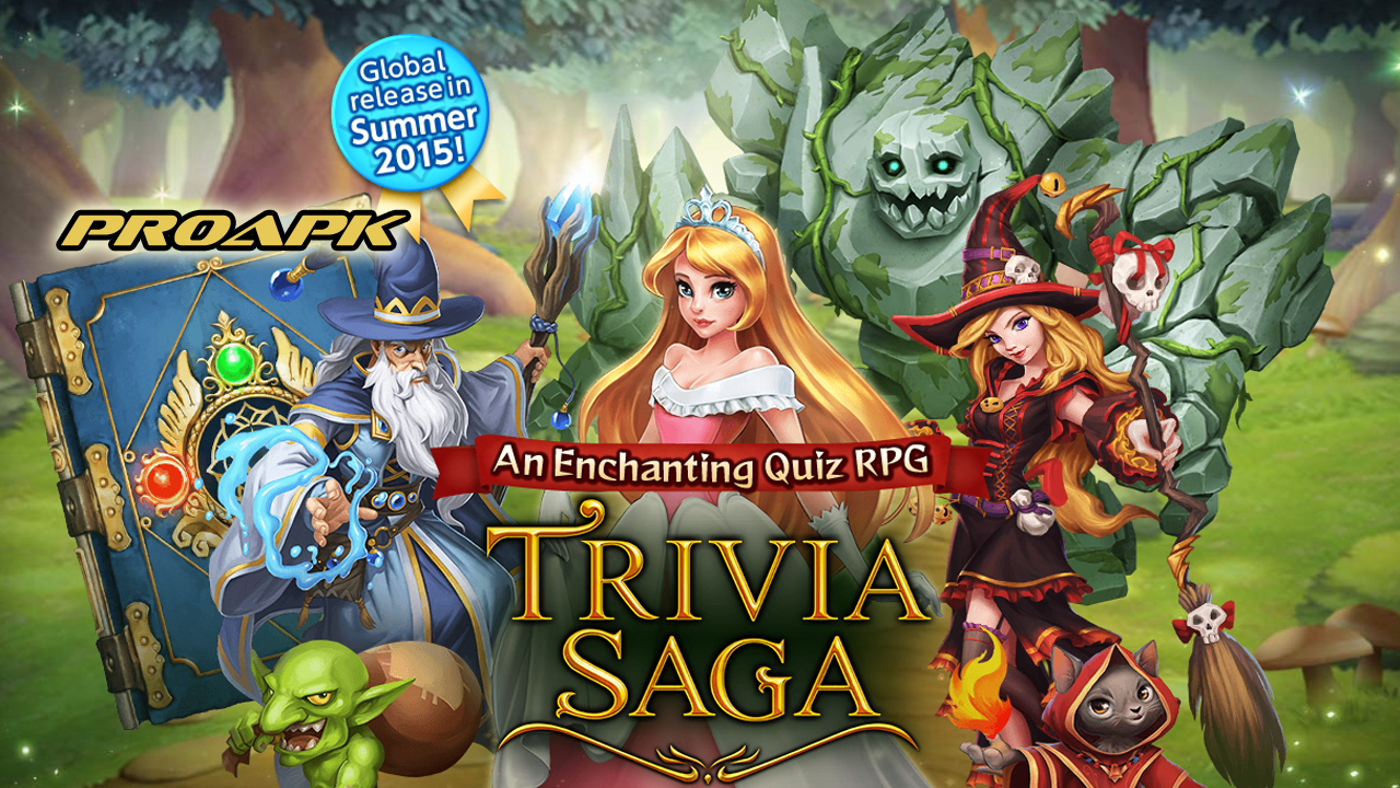 Trivia Saga Gameplay IOS / Android