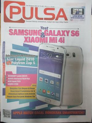 Download Tabloid Pulsa Terbaru Edisi 312 Juni 2015
