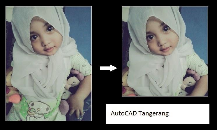 Cara Cropping Gambar dengan AutoCAD.
