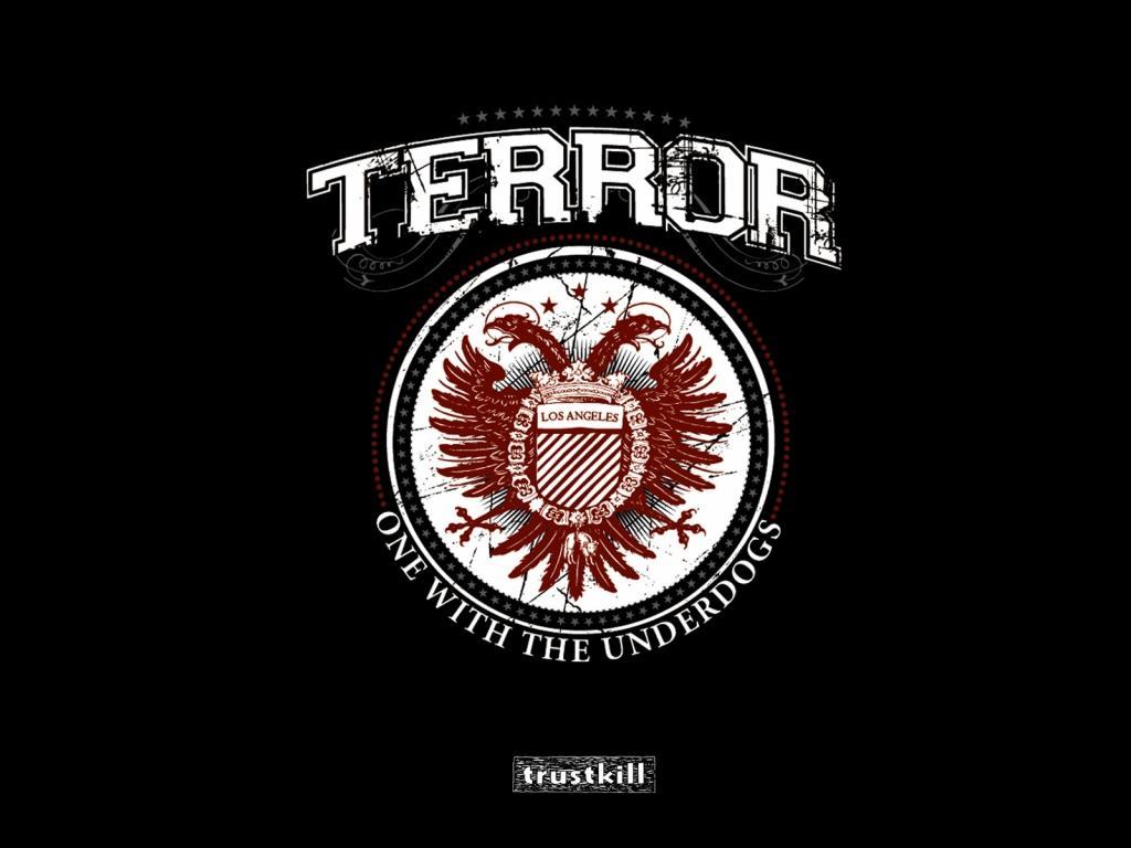 terror wallpaper: