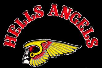 Hells angels death head