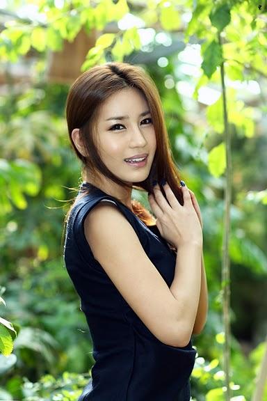 Park Si Hyun Korea Model Asian Models