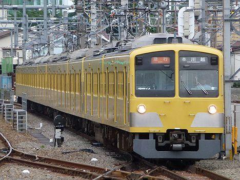 西武新宿線 急行 本川越行き 新101系(引退)