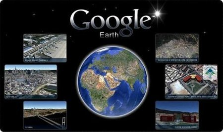 Google Earth 6.0 2011