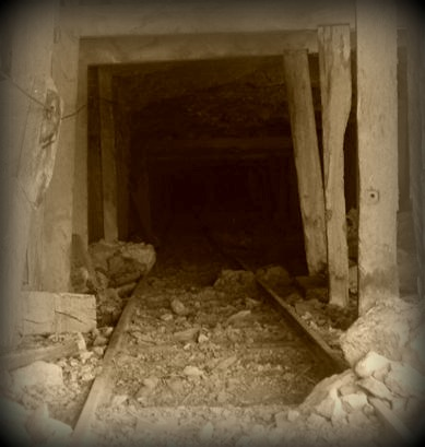 It is believed that spirits of dead miners haunt the remains of the gold mines at Vulture Mines, Arizona
