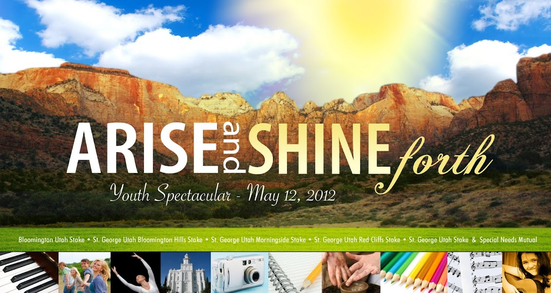 Arise & Shine Forth 2012 Youth Spectacular