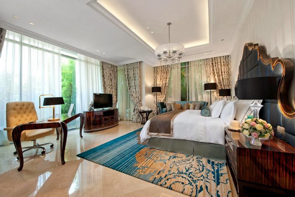Foto Apartemen Mewah Jakarta Raffles Residence