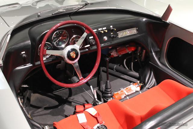 Porsche 718 W-RS Spyder, 1962 г.