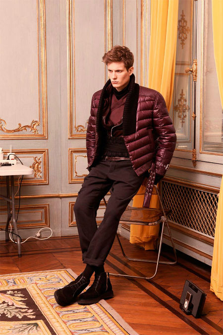 Balmain Fall-Winter 2013-2014 Menswear Lookbook ~ Men Chic- Men's Fashion and Lifestyle Online Magazine