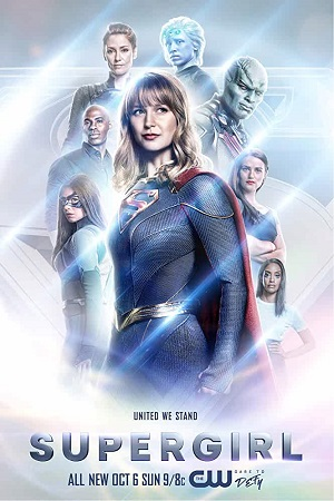 Supergirl S04 All Episode [Season 4] Dual Audio [Hindi+English] Complete Download 480p BluRay