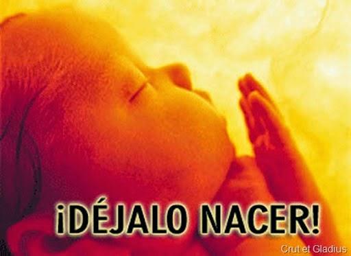 NO AL ABORTO TERAPEUTICO