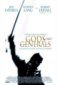 Gods and Generals 2003 Hollywood Movie Watch Online