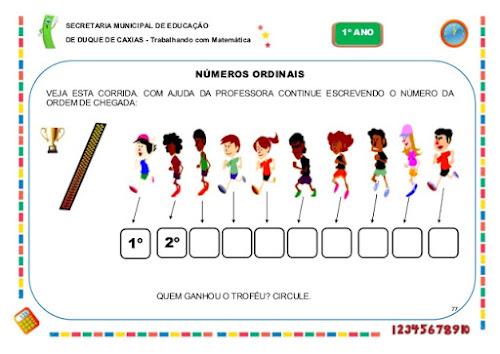 Caderno de Atividades Pedagógicas Para o 1ºAno-Parte3