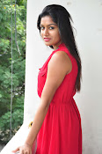 Akshitha New Stills at Mounam Movie Launch-thumbnail-11
