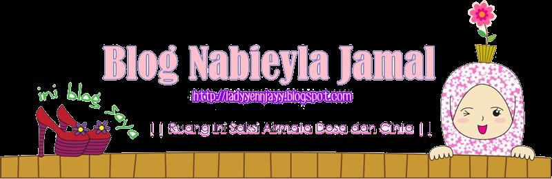 Blog Nabieyla Jamal