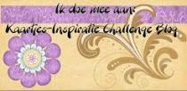 kaartjes-inspiratie challenge blog