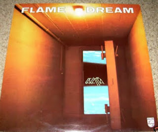 FLAME DREAM-CALATEA, LP, 1980, SWITZERLAND