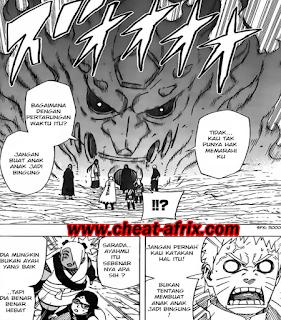 Komik Naruto Gaiden Part 8