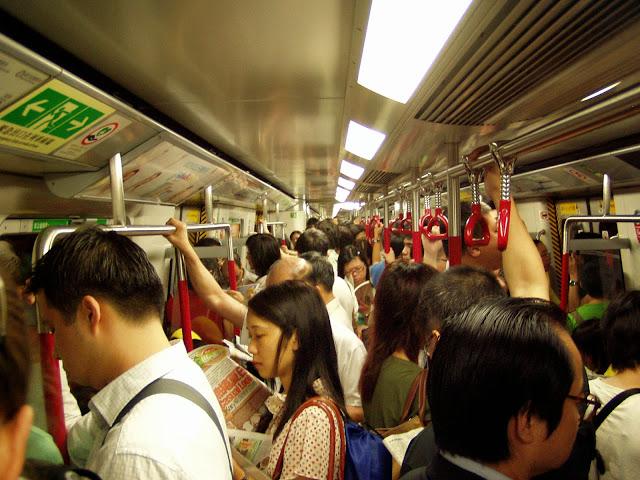 Kwoloon Hong Kong Metro