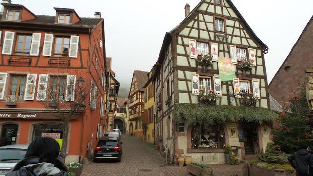 Alsacia: La Ruta del vino