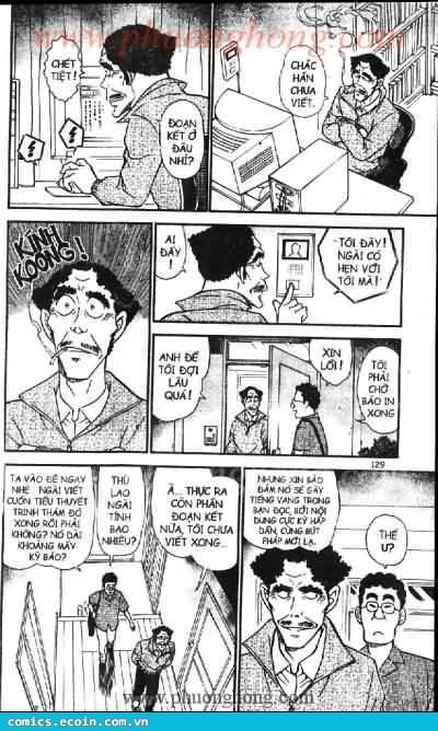 Detective Conan - Thám Tử Lừng Danh Conan chap 540 page 9 - IZTruyenTranh.com