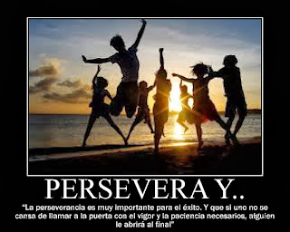 Frases Para La Vida: La Perseverancia Es Muy Importante Para El Éxito