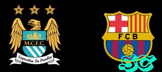 Prediksi Pertandingan Manchester City vs Barcelona 19 Februari 2014