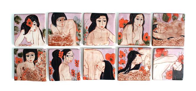 """""""Femmes fleurs"""""""