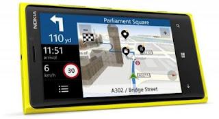 Nokia Drive+ Beta Sudah Bisa Dipakai Semua Pengguna WP8