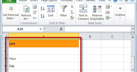 how to create drop down menu in cell on excel