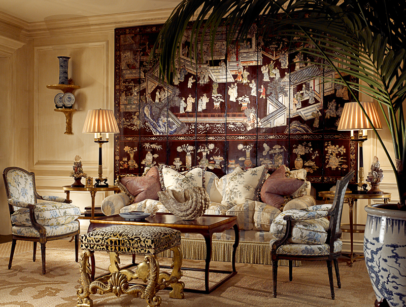 William R Eubanks Timeless Interiors