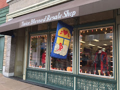 Twice Blessed store exterior