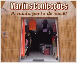 MARTINS CONFECÇÕES