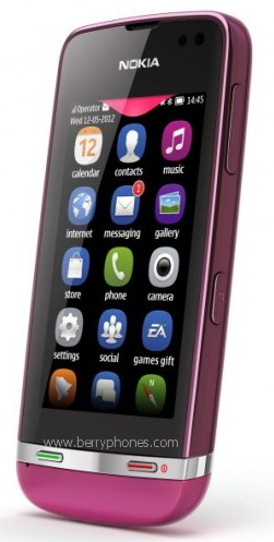 Nokia Asha 311 Review 2