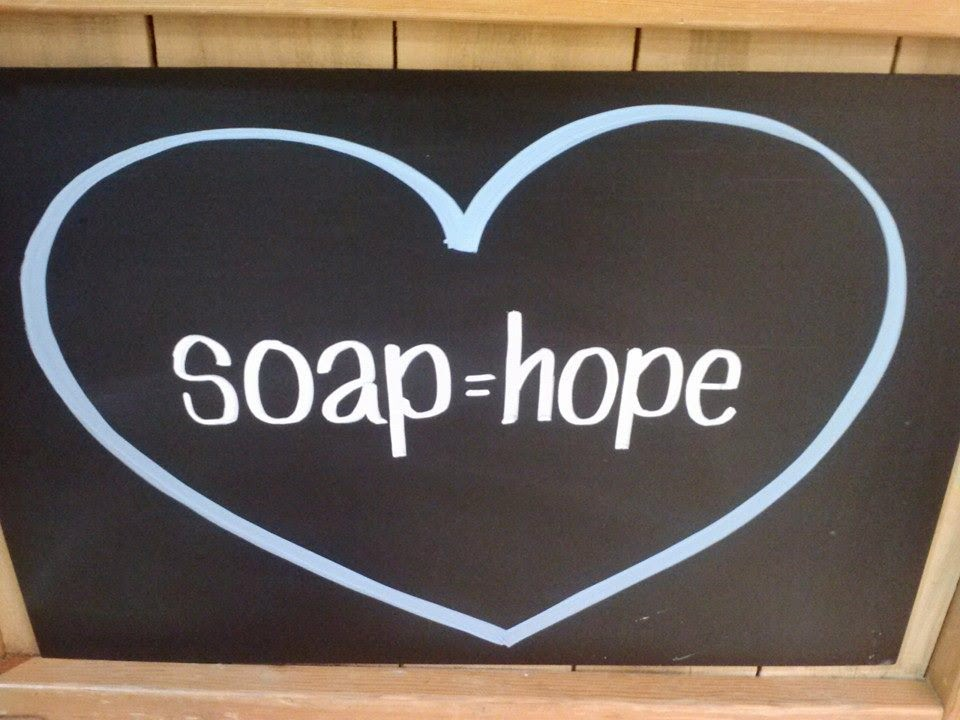 Review & Giveaway - SoapBox Soaps