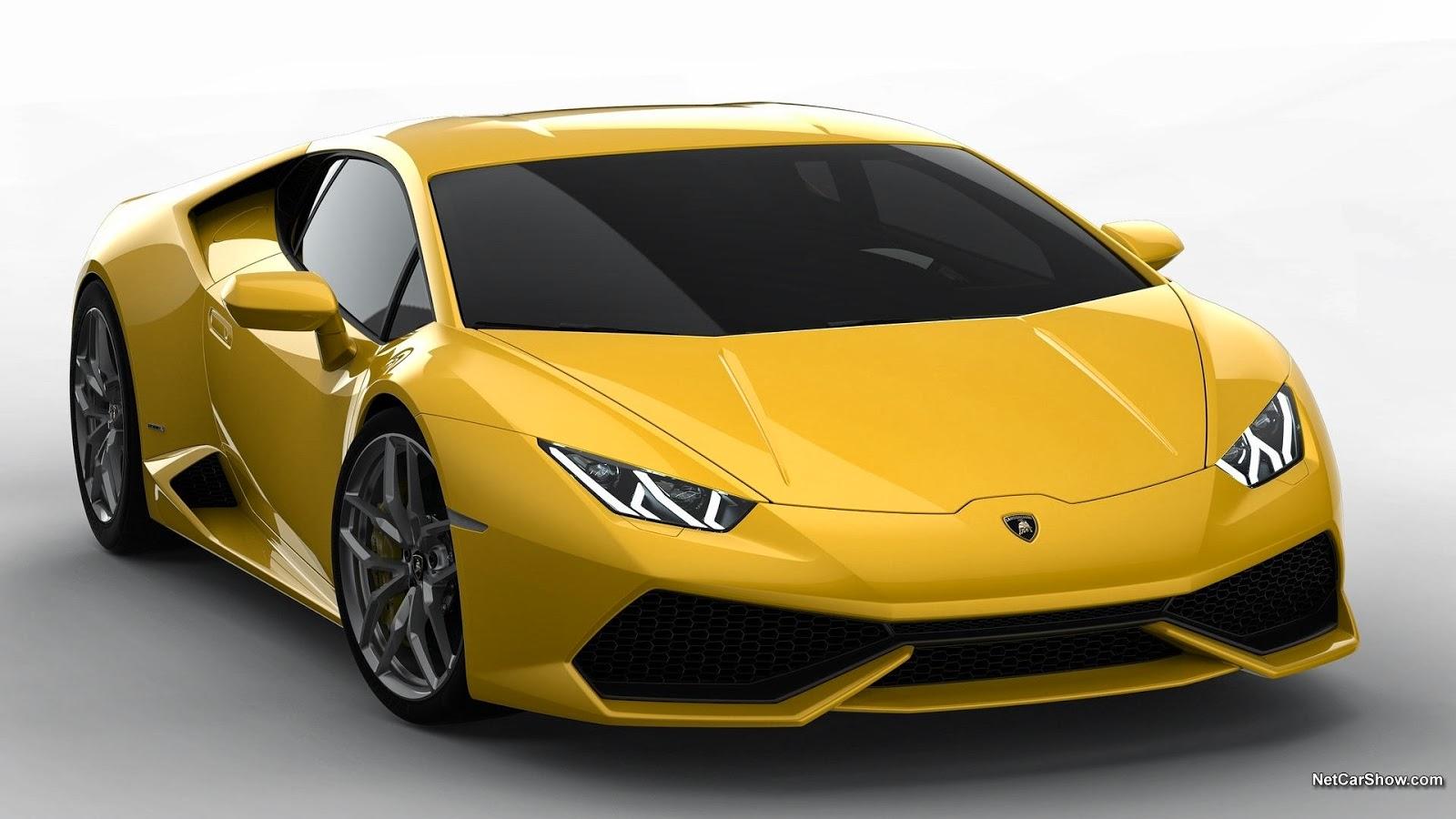 A Mechanical Symphony Lamborghini Huracan LP NetCarShow - Net car show