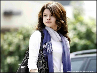 Selena Gomez Nice wallpapers 1