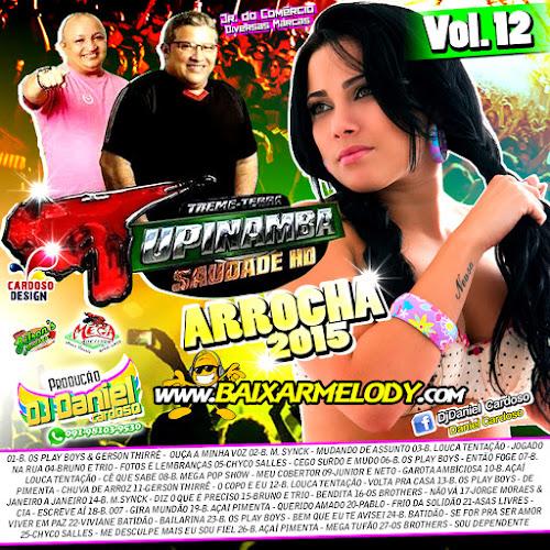 CD TUPINAMBA SAUDADE ARROCHA 2015 VOL 12
