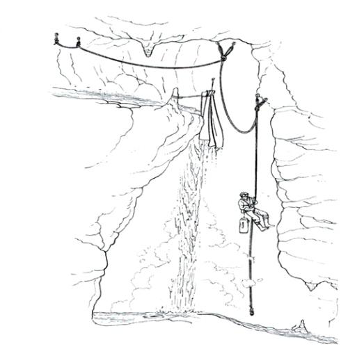 Intermediet pada caving
