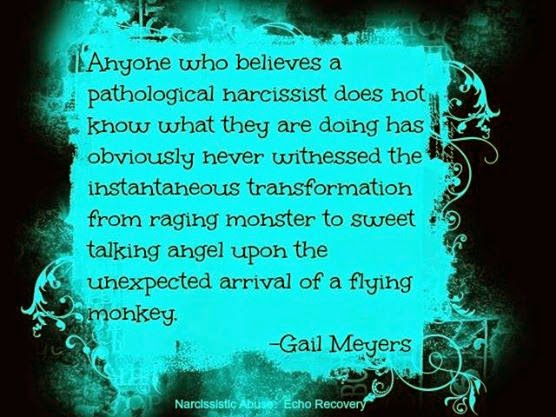 Narcissistic Mothers Know What They Are Doing Quote by Gail Meyers